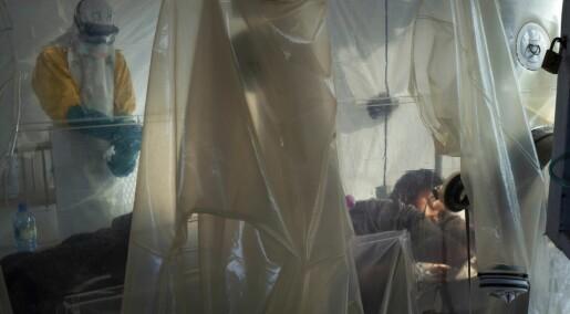 Ebola-medisin er svært effektiv i testforsøk