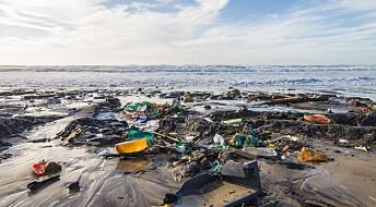 - Nå må havbruksnæringen rydde opp plasten etter seg