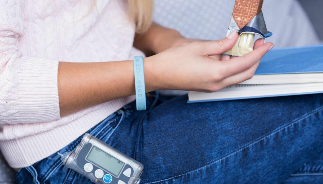 En ny dansk studie av 720 barn og unge med diabetes type 1 tyder på at overraskende mange dør tidlig. Et forhøyet langtidsblodsukker kan være spille inn. (Illustrasjonsfoto: Photographee.eu/Shutterstock/NTB scanpix.)