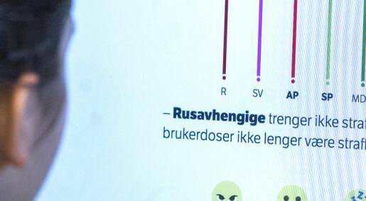 Disse sakene er norske velgere mest opptatt av
