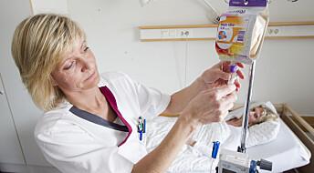 Hjelper det pasientene om sykepleierne tar en master?