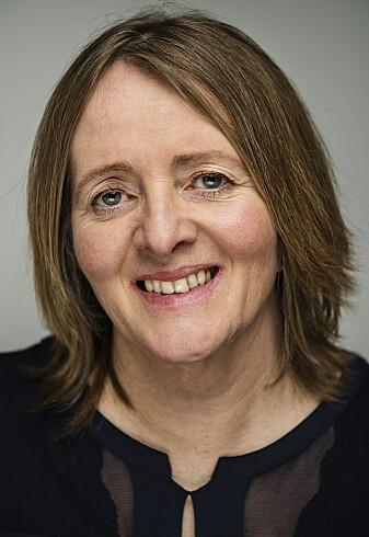Anne Birgitta Nilsen, språkforsker ved OsloMet. (Foto: OsloMet)