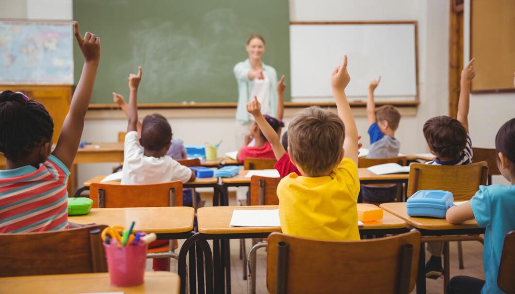 Universiteter og høgskoler sliter med kostnadsøkningene som følger av å gå fra fireårig til femårige utdanningsløp for lærere. (Illustrasjon: ESB Professional / Shutterstock / NTB scanpix)