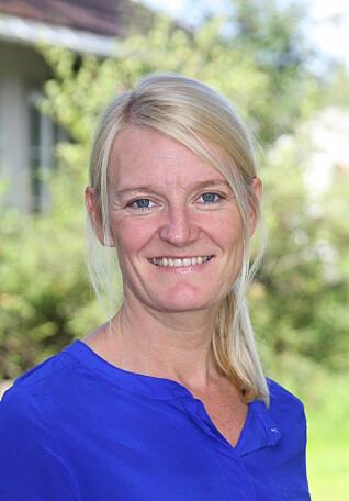 KariAnne Vrabel er forskningsleder ved Modum Bad. (Foto: Modum Bad)
