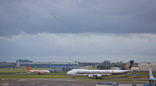 Vil effektivisere europeisk flytrafikk