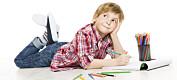 Leser lettare med skriveleik i barnehagen