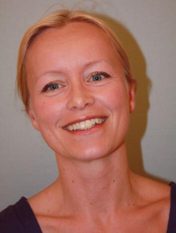 Karoline Lerang. (Foto: Eldrid Borgan)