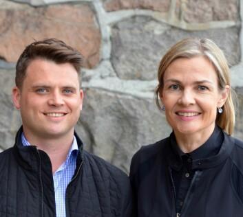 Erlend Strønen og Johanna Olweus er henholdsvis første og sisteforfatter på studien som ble publisert i Science 19. mai. (Foto: Privat)