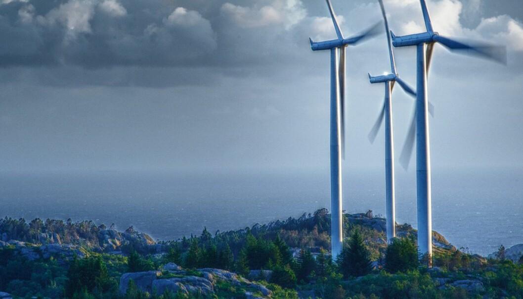 Myter og misforståelser om vindkraft