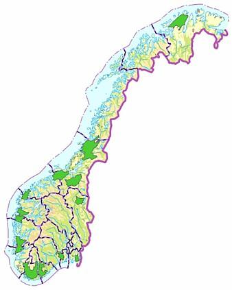 I april la NVE fram et forslag til «Nasjonal ramme for vindkraft». Rammen inneholder blant annet et kart med forslag om 13 områder i Norge som er best egnet for vindkraft. NVE vil ikke behandle søknader om mer vindkraftverk før nasjonal ramme er fastsatt. Tanken bak dette tiltaket var å redusere støyen rundt vindkraft. Men virkningen av Nasjonal ramme for vindkraft har heller vært motsatt. Det er blitt mer bråk.