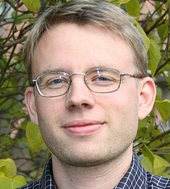 Lars H. Guldbrandsen. (Foto: FNI)