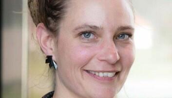 Mikaela Vasstrøm er forsker ved Universitetet i Agder. (Foto: UiA)
