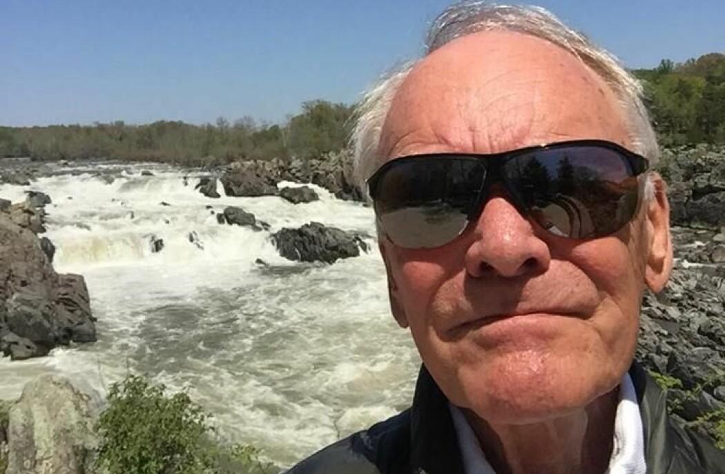 Erik Sjetnan fra Oslo jobbet som ingeniør helt frem til han ble 75. - Den viktigste tilpasningen for å jobbe lenger, var å få jobbe redusert de siste årene slik at jeg kunne forlenge helgene, sier han. (Foto: privat)