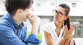Korte samtaler kan endre holdninger likevel