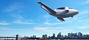 Bygger fremtidens flygende bil