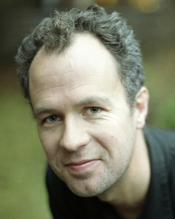 Jon Rogstad (Foto: Fafo)
