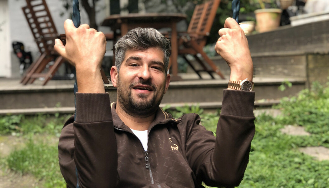 Leo Ajkic er blant annet kjent fra NRK-produksjonene Flukt og URO. Nå har han fått Jonasprisen. (Foto: UiO)