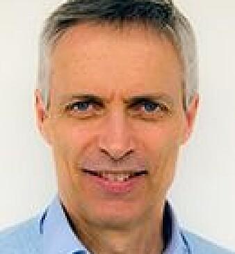- Dataanalyse har gjort at tyding av håndskrift går veldig mye raskere enn før, sier Lars Holden, administrerende direktør i Norsk Regnesentral. (Foto: NR)
