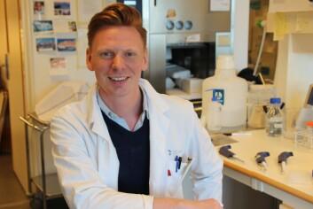 Jan Terje Andersen. (Foto: OUS)