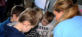 Slik har digitale læremidler endret skolehverdagen