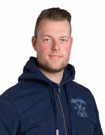 Henning Ofstad Ness er stipendiat ved NTNU og forsker på utholdenhetstrening. (Foto: Berre Foto.)
