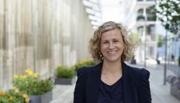 Organisasjonsforsker og professor Christina Nerstad ved Handelshøyskolen på OsloMet. (Foto: Sonja Balci)