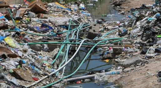 Forurenset vann kan redusere økonomisk vekst