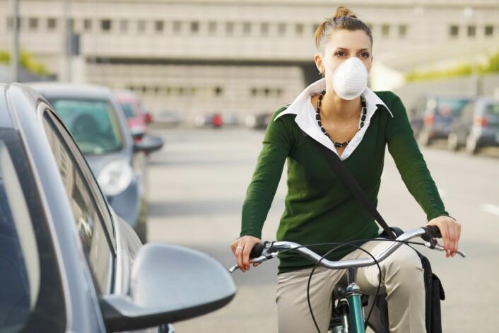 I 99 prosent av verdens storbyer er det trygt å sykle opptil to timer hver dag. (Illustrasjonsfoto: Colourbox)