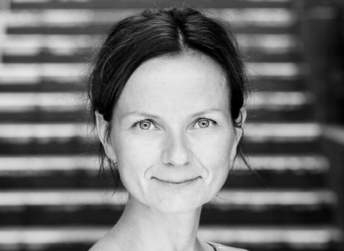 Mari Grinde Arntzen. (Foto: Bård Ek)