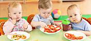 Slik overvinner barn frykten for ny mat