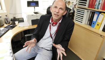 Universitetet i Oslo finner det problematisk at spesialistkandidater som får opplæring ved TkØ vil ha Jon Sudbø som klinikksjef, da «Sudbø som kjent har vært involvert i forskningsjuks», ifølge Pål Barkvoll, dekan ved odontologisk fakultet. (Foto: Trond Solberg / NTB Scanpix)