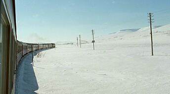 – Glem vanlige eltog på Nordlandsbanen