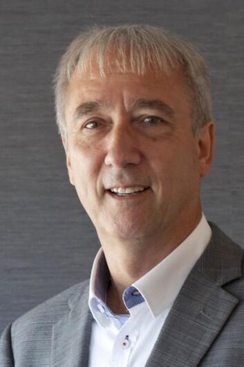 Morten H. Rolstad, generalsekretær i Den norske tannlegeforening, er forbauset over ansettelsen av Jon Sudbø. (Foto: Den norske tannlegeforening)