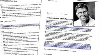 I 2006 mistet han retten til å forske, nå er Jon Sudbø ansatt som klinikksjef ved ressurssenter for forskning