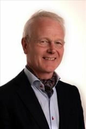 Per David Clee Søhoel, styreleder i Tannhelsens kompetansesenter Øst