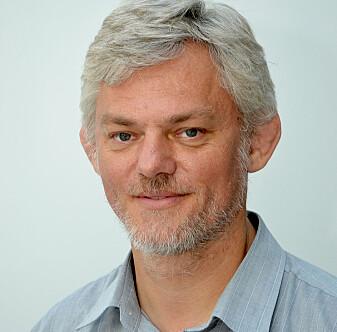 Martin Gerdes er tilknyttet Senter for e-helse ved UiA hvor de blant annet forsker på telemedisin og avstandsoppfølging. (Foto: UiA)