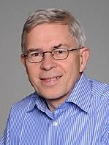 Jon E. Dahl i NIOM mener det er problematisk å ha et samarbeid med stedet som ansatte Jon Sudbø. (Foto: UiO)