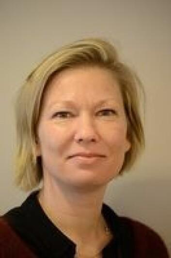 Vibeke Ansteinsson, forskningsleder ved TkØ, sier hun skal lede forskningsarbeidet ved klinikken hvor Sudbø er ansatt som klinikksjef. (Foto: TkØ)