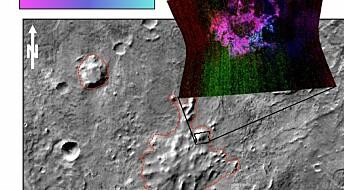 Fant spor etter massive utbrudd fra Mars-vulkan