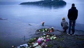 Noen journalister som dekket kaoset etter terroren på Utøya 22. juli 2011 kapslet seg inn med dårlig samvittighet i tiden etterpå, og fikk økt risiko for posttraumatisk stress. Mange andre kolleger opplevde psykisk og profesjonell vekst etter påkjenningen, ifølge en omfattende studie.  (Foto: Scanpix Danmark)