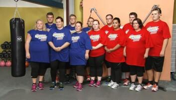 TV-slankere gikk opp i vekt igjen