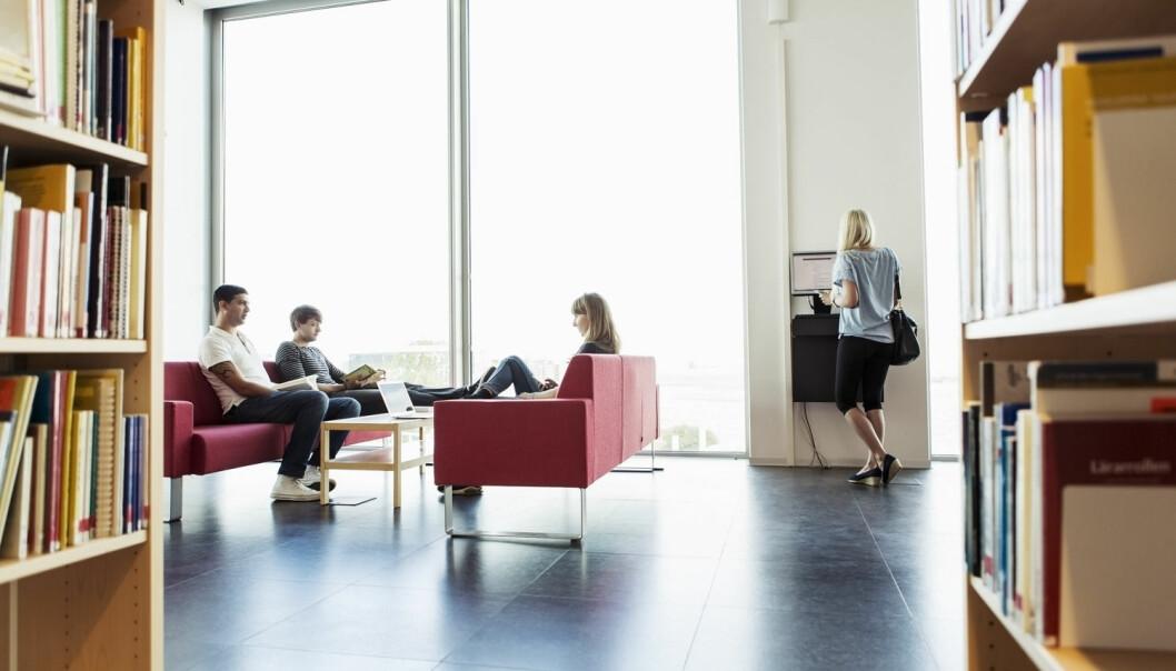 Den høye ledigheten gjør det verre for nyutdannede å få jobb fordi arbeidsgivere i vanskelige tider ofte velger de som har mer erfaring.  (Foto: Kentaroo Tryman, NTB scanpix)