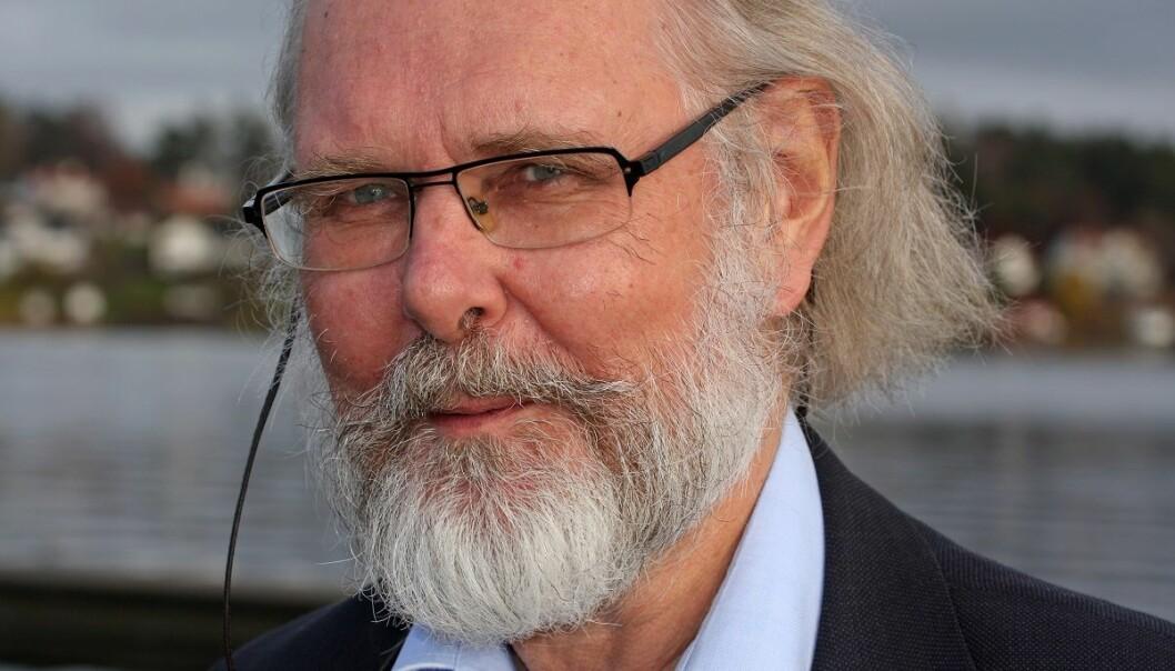 Nils Chr. Stenseth. (Foto: Eva C. Simensen)