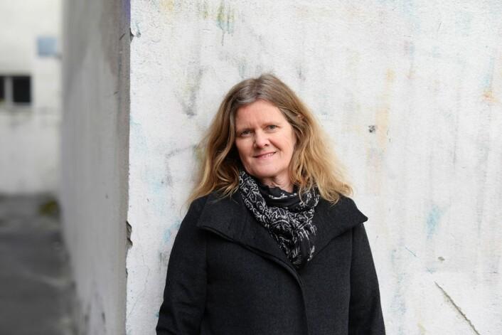 – Derfor må vi sikre at håndhygienen blant helsearbeidere er god, og at alle har nok kunnskap om hvordan vi beskytter pasientene og ikke bare hvordan vi beskytter oss selv, sier Borghild Løyland. (Foto: Sonja Balci)