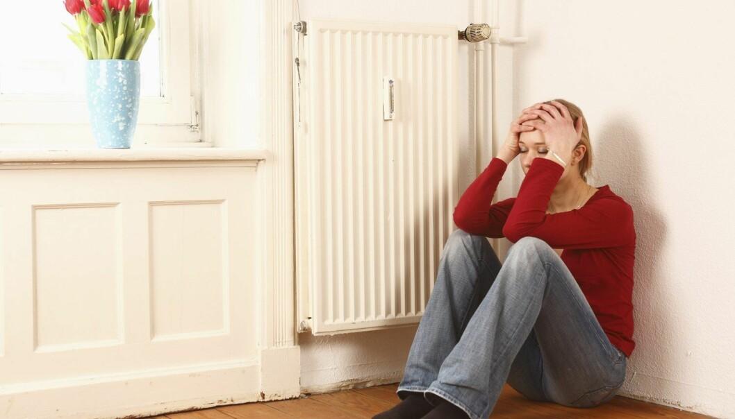 – 15 prosent av alle sykemeldinger skyldes psykiske lidelser, og vi vet at unge i dag sliter mer med depresjon nå enn tidligere. Hvis de føler at de ikke klarer å prestere på jobb, kan det gjøre noe med sykefraværet, sier forsker Line Krane. (Foto: Hartmut Schwarzbach, Argus, Samfoto)