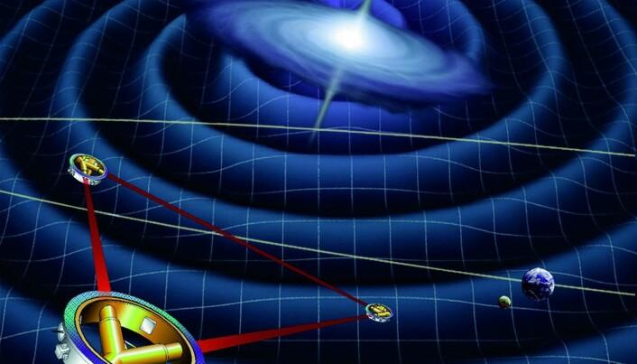 Big Bang mission relies on Danish technology