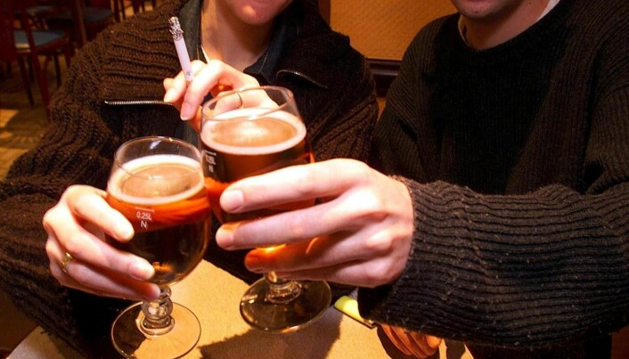 Three beers a day keep the doctor away