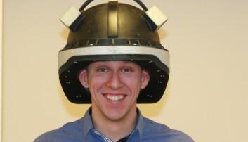 Star Wars-hjelm påviser hjernerystelse