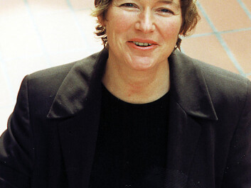 Researcher Birgit H. Jevnaker. (Photo: Audun Farbrot)