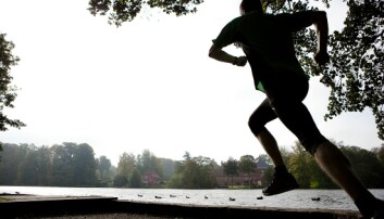 Ett enkelt minutts sprint, kombinert med ni minutters lett mosjon gir samme resultater som 50 minutters trening i moderat tempo, ifølge en ny studie. Anbefalingen fra helsemyndighetene er 30 minutters fysisk aktivitet om dagen. (Foto: Colourbox)